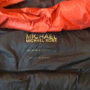 MICHAEL Michael Kors Jackets & Coats - Michael Kors Packable Down jacket